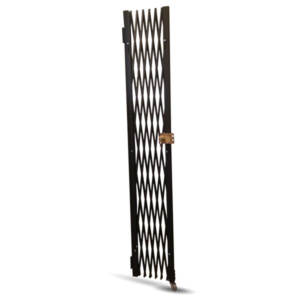 Folding Accordion Security Gates Bc Site Service