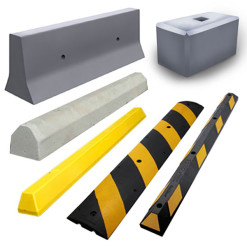Curbs and Barriers