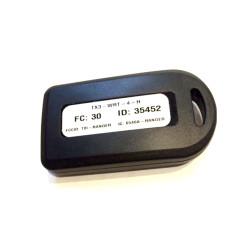 Hid Prox Key Iii 36 Bit Keyfob Bc Site Service