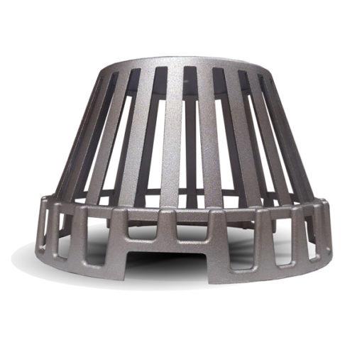 Die-Cast-Aluminum-Roof-Drain-Strainer