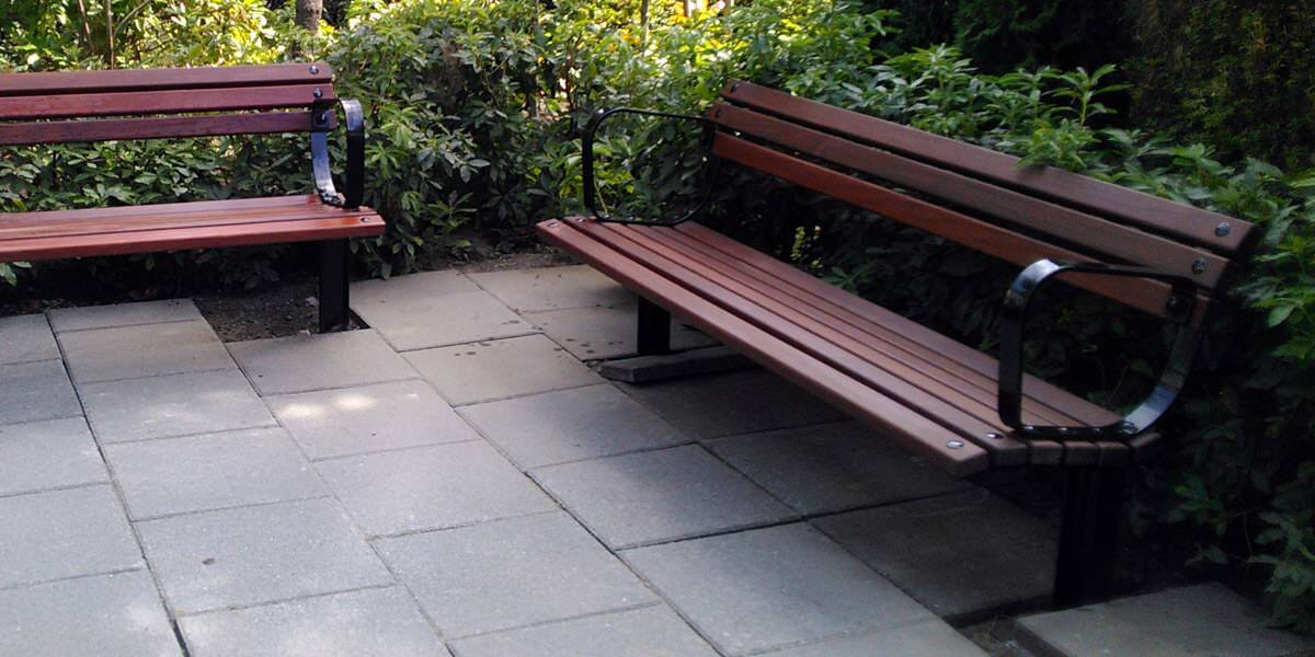 Benches - Commercial Outdoor Park Benches