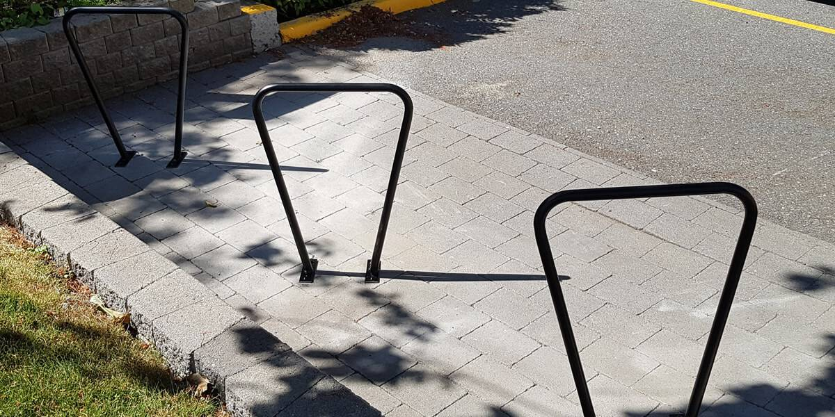 Bike Racks - Wall and floor mounted bicycle racks for your building
